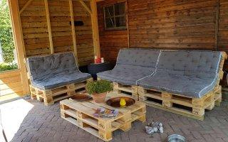 Pallet loungest