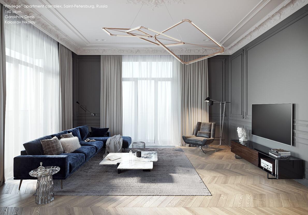 lambrisering tot aan plafond