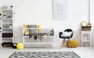 Babykamer Ideeen Muur : Kinderkamer schilderen: 20 leuke ideeën ik woon fijn