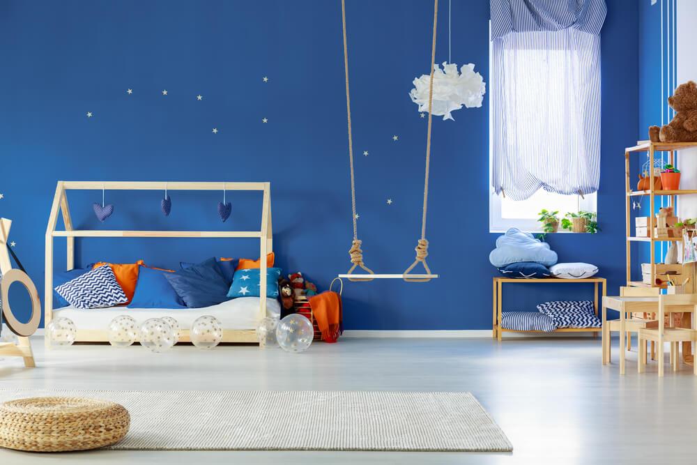 Schommel In Kinderkamer : Stoere kinderkamer: 20 ideeën en voorbeelden ik woon fijn