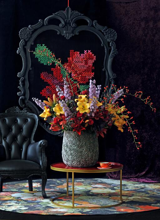 bloemen trends najaar