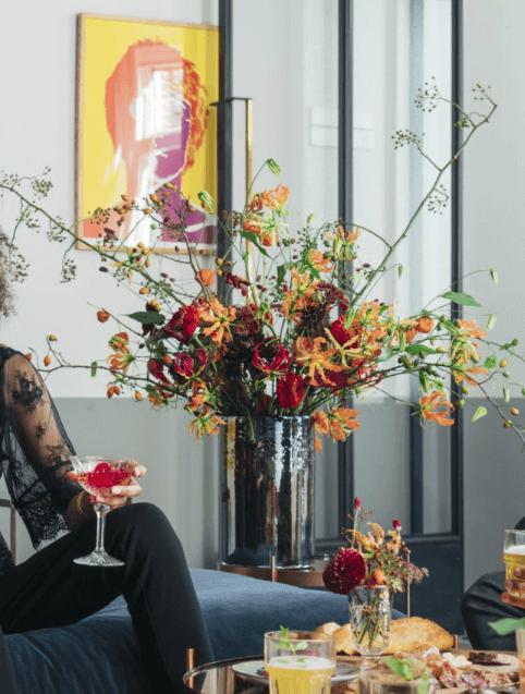 bloemen trends najaar 2018