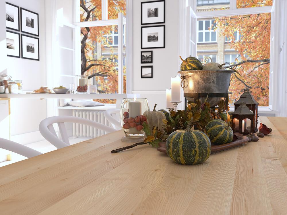 Ideeën om je huis te decoreren in de herfst ik woon fijn