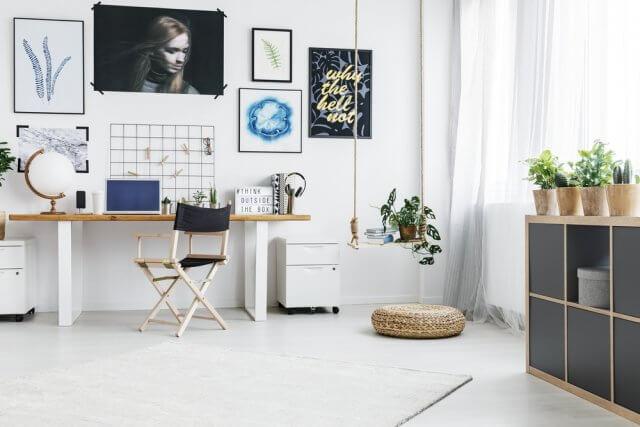Kantoor Aan Huis : Inrichting woning met kantoor aan huis hoog □ exclusieve woon