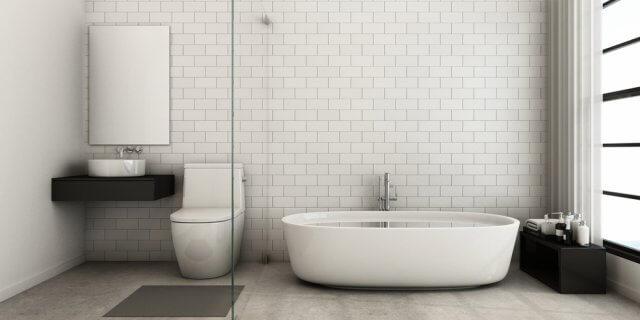 Tips voor een strakke en minimalistische badkamer | Ik woon fijn