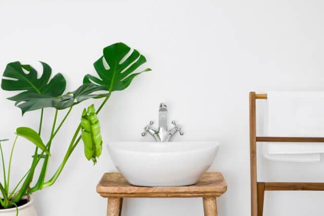 Verander je badkamer in een urban jungle ik woon fijn