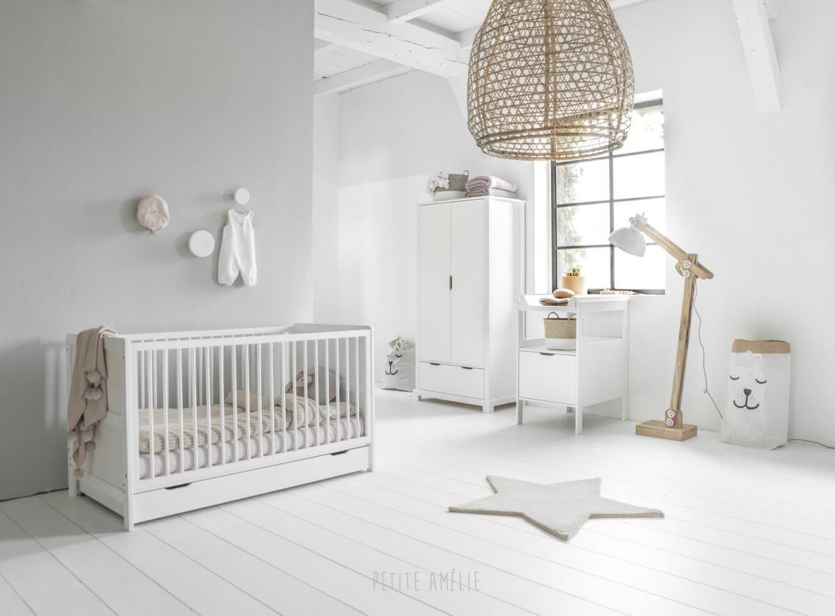 Babykamer Inrichten Ideeen : Leuke ideeën voor de babykamer inspiratie en tips ikwoonfijn.nl