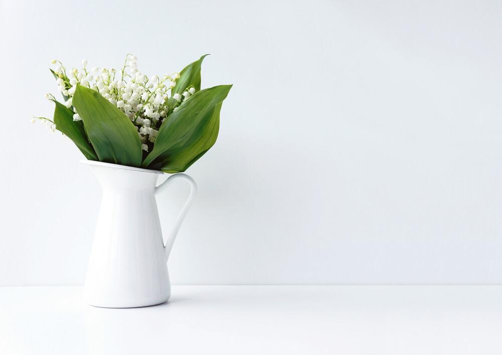 Minimalistische bloemen