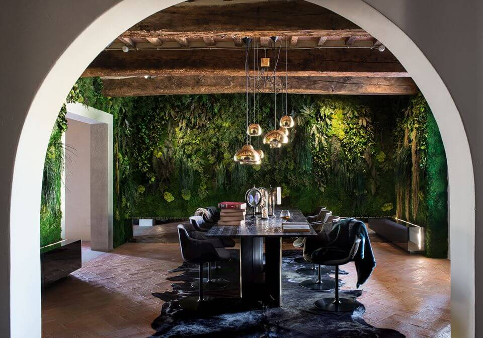 moswand interieur