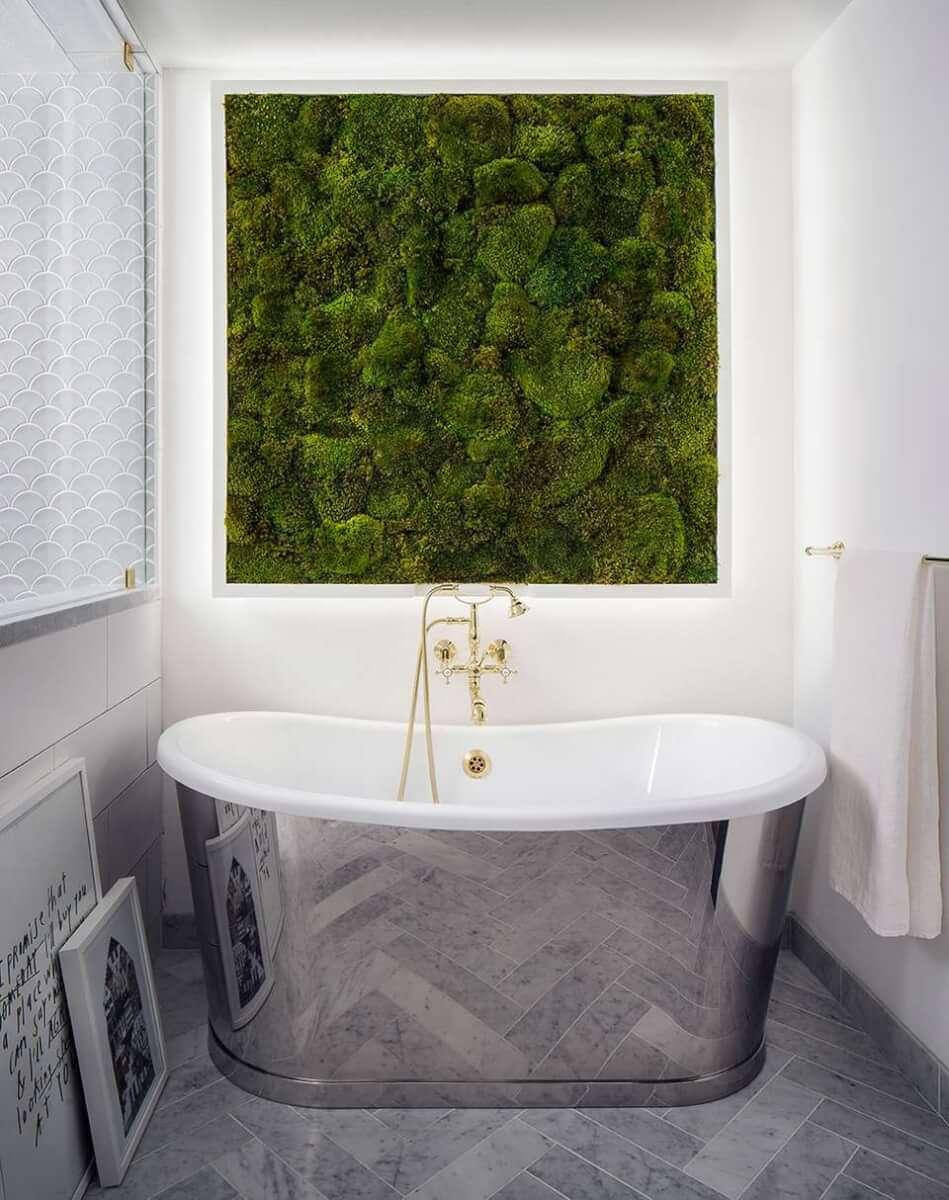 Verwonderlijk Trend: een moswand in huis | Ik woon fijn KL-45