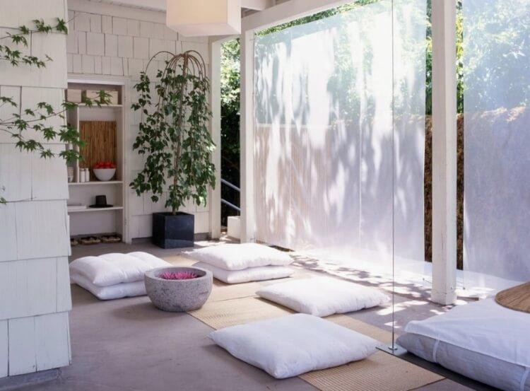meditatieruimte huis