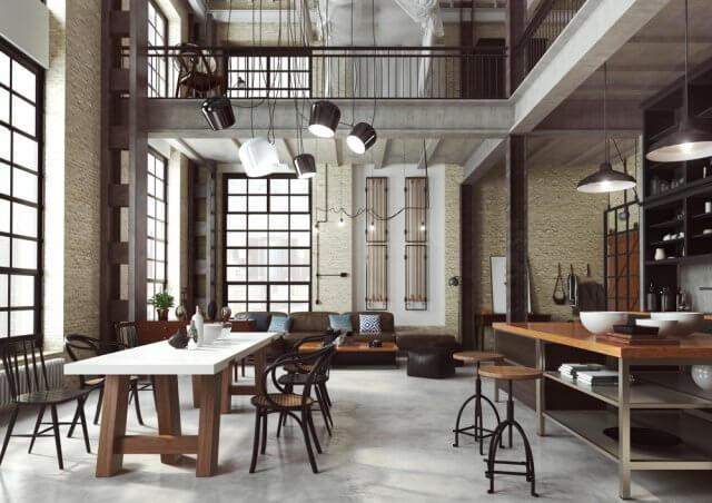 Eenvoudige Industrieel Woonkamer : Industrieel wonen inspiratie uit de fabriek ik woon fijn