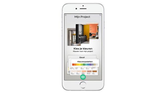 Flexa kleurkiezer app