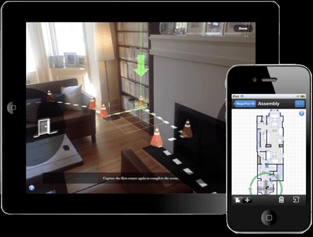 Floorplanner plattegrond app