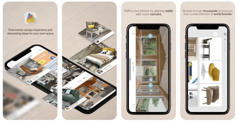 Homestyler 3D app