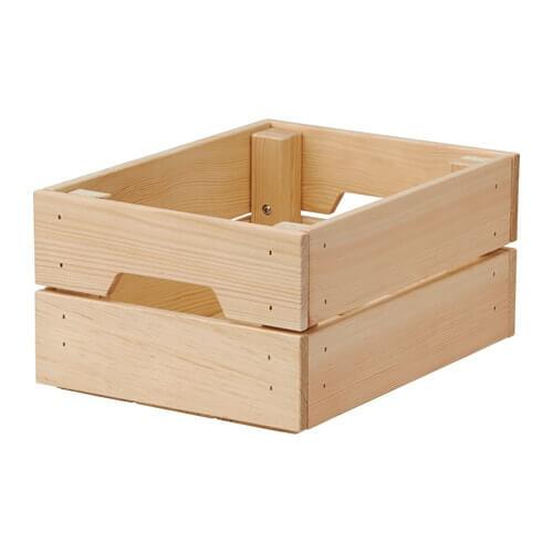 kistje hout