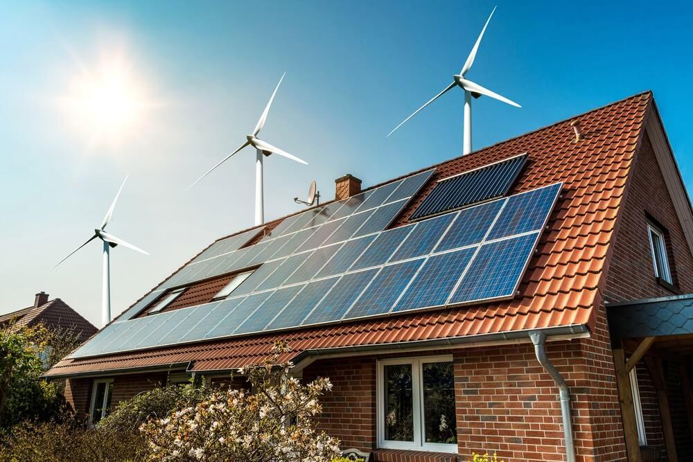 duurzaam wonen zonnepanelen