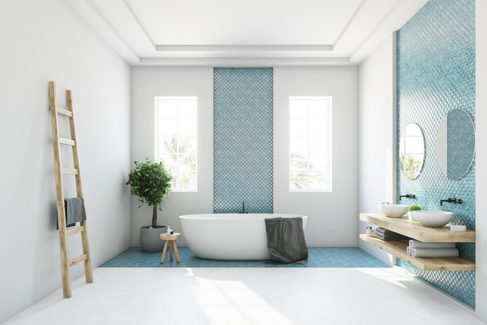 design tips schone badkamer