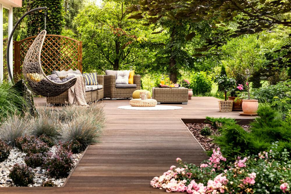 tuin zomerklaar maken tips