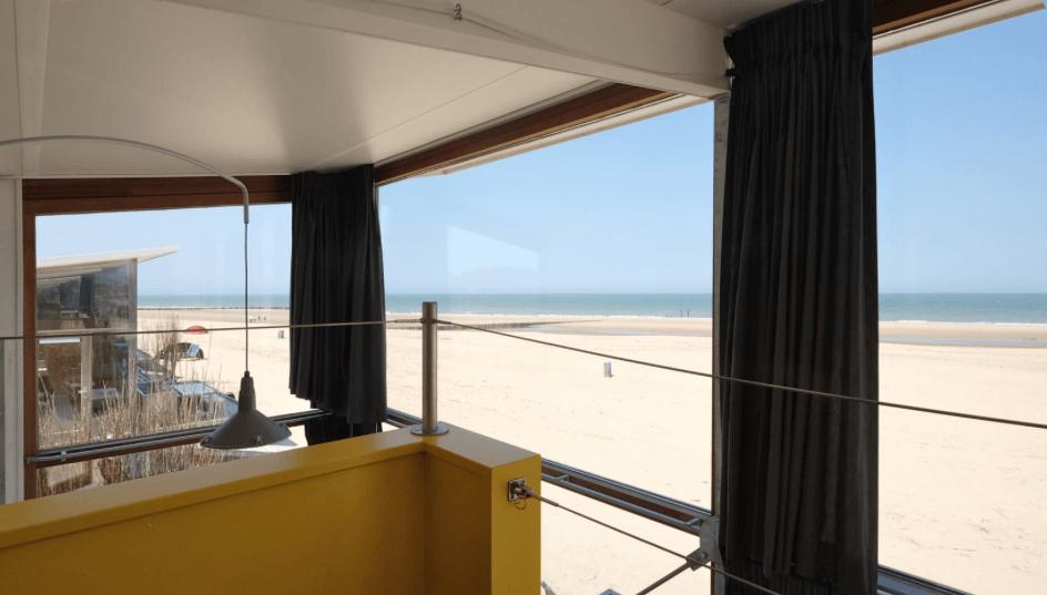 strandhuisje nederland