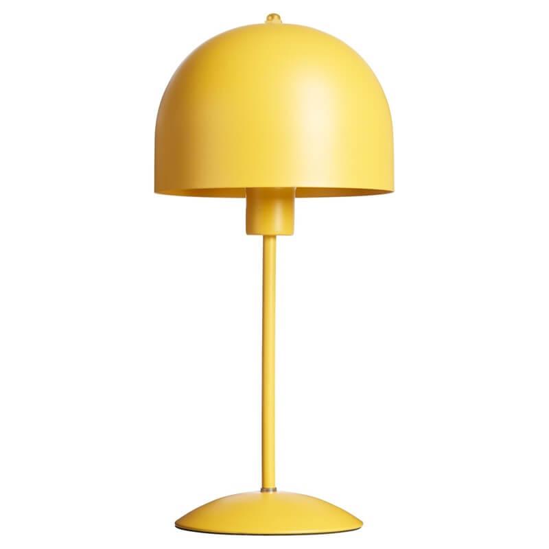 geel interieur woonaccessoires