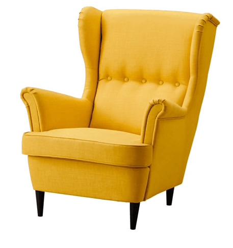 geel interieur