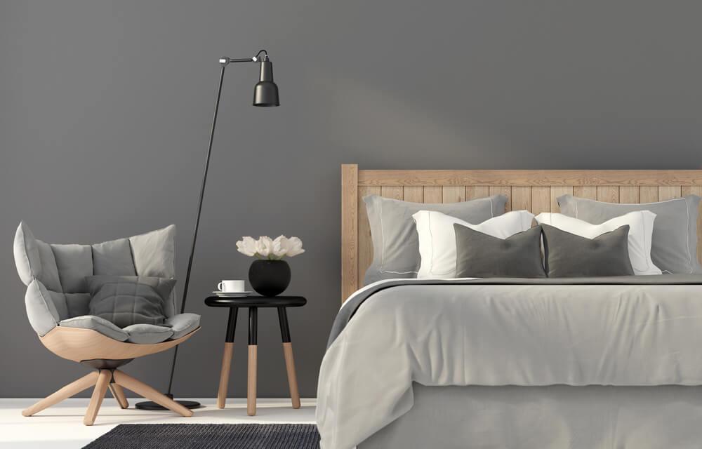 Hedendaags Moderne slaapkamer inrichten: tips & ideeën | Ik woon fijn NN-88