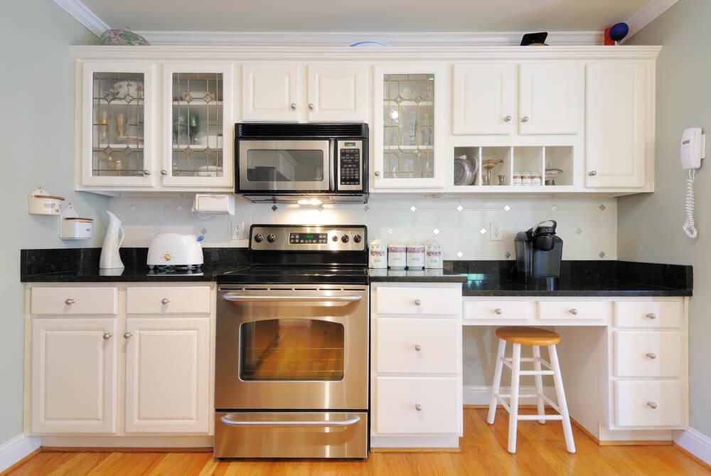 Nieuwe stijl keuken