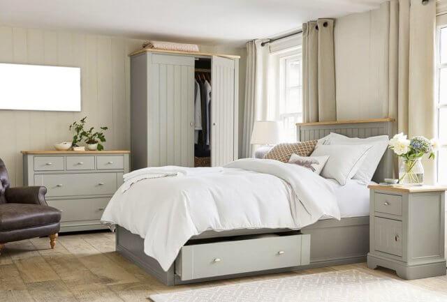 Slaapkamer luxe