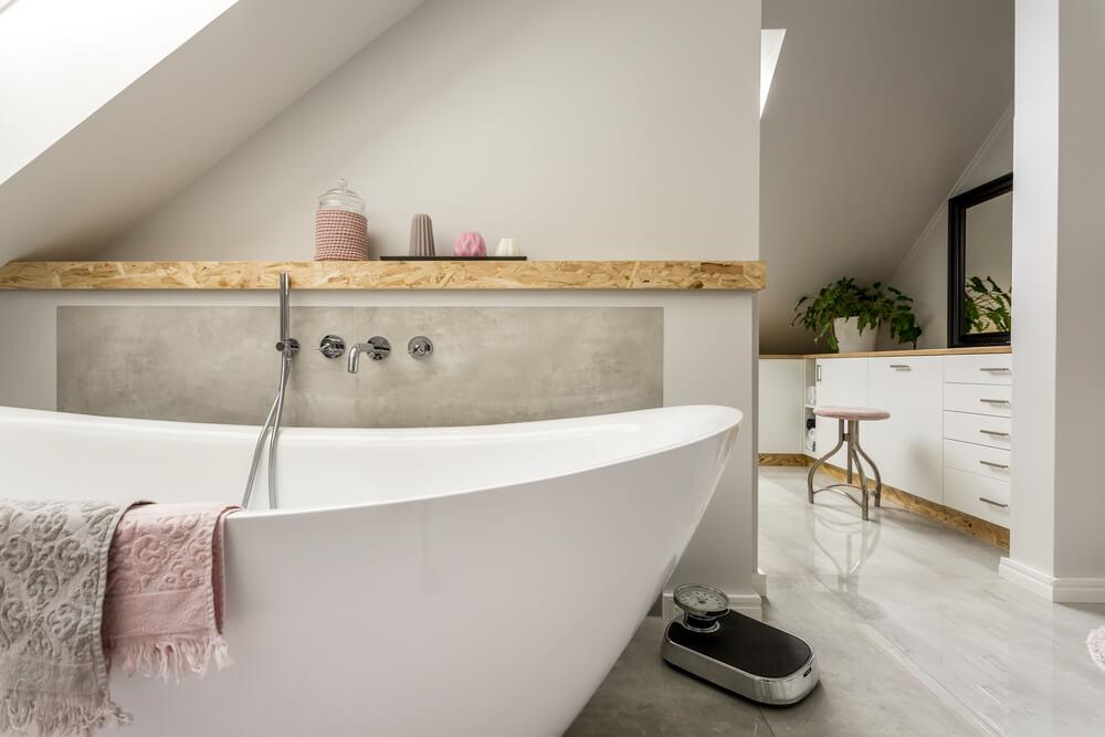 Strak En Sfeervol De Moderne Landelijke Badkamer Ik Woon Fijn