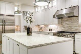 Keuken inrichting vijf zones
