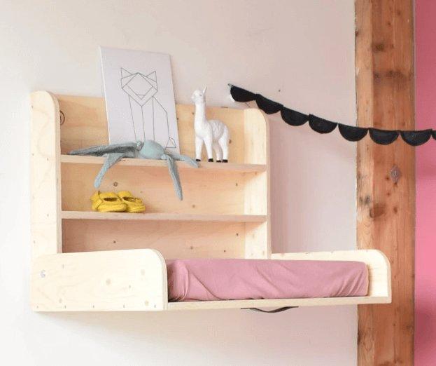 tips kleine babykamer inrichten