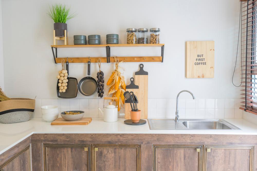 landelijke keuken tips