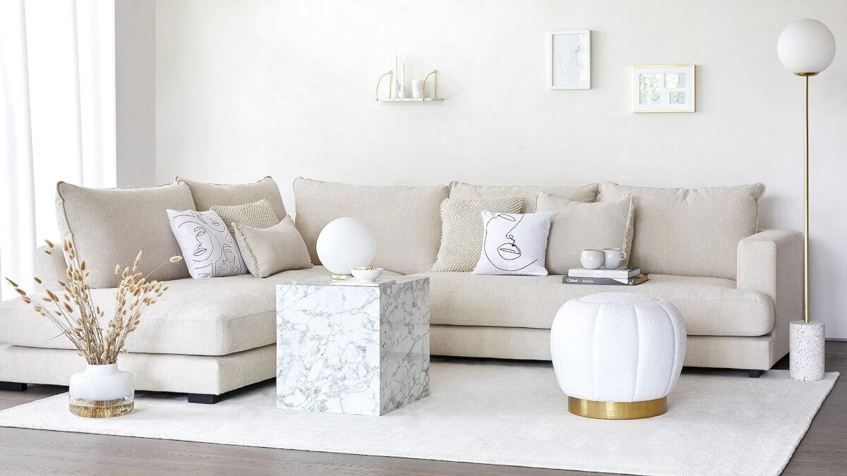 beige interieur