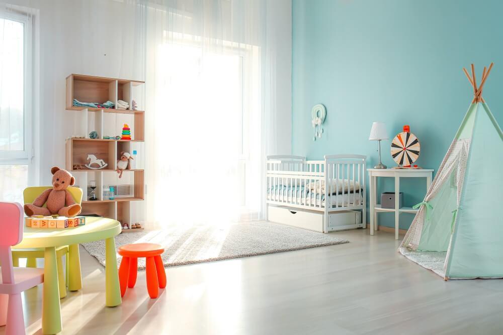 Babykamer kosten