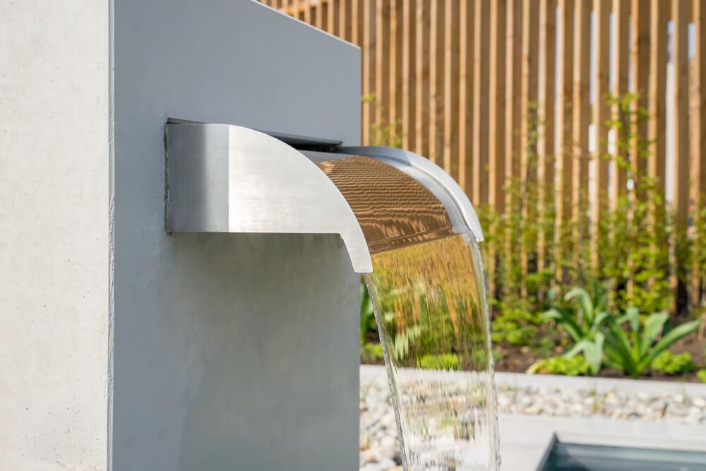 RVS fontein