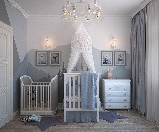 Kosten babykamer