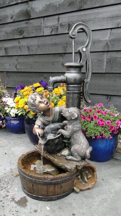 Waterornament Regina