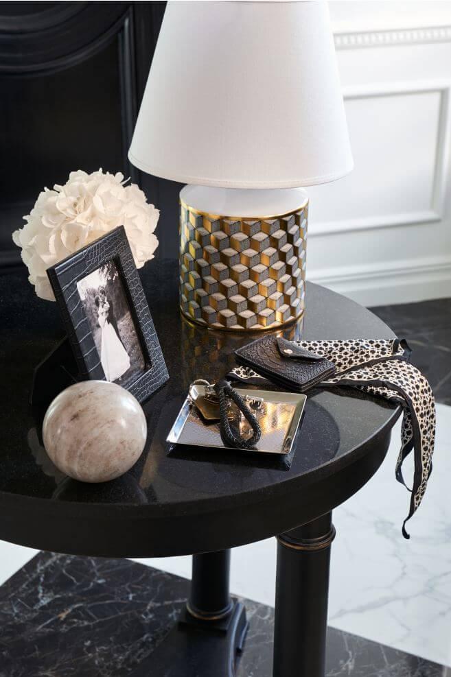 glamour interieur accessoire