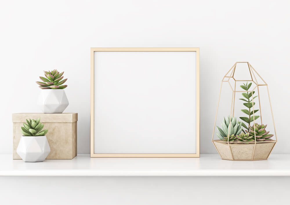 Tips voor wandplank decoratie
