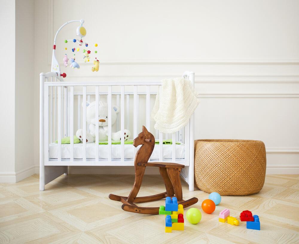 Met deze accessoires ga je voor een gezellige look in de babykamer