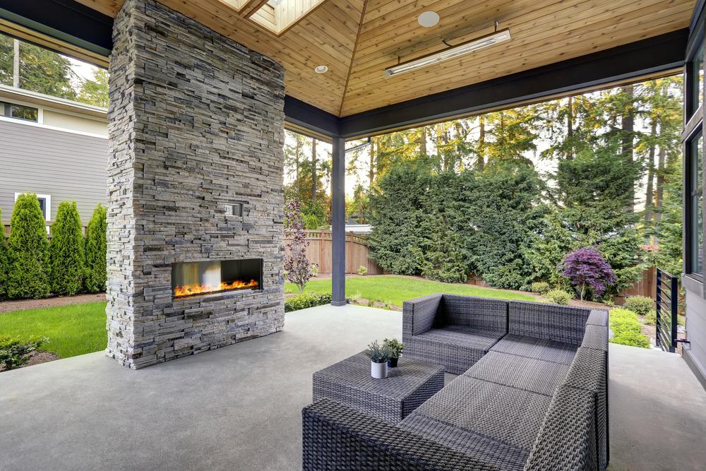 Ontdek de voordelen van een terrashaard in de tuin
