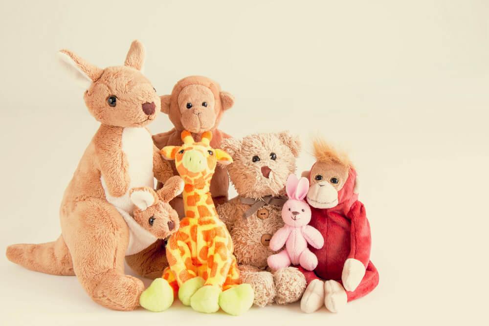 Mooie knuffels voor een gezellige babykamer