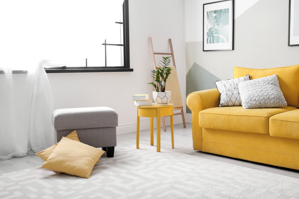 Haal de zomer in huis met geel!