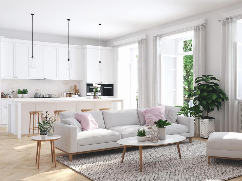 Dit zijn de voordelen van wonen in een appartement