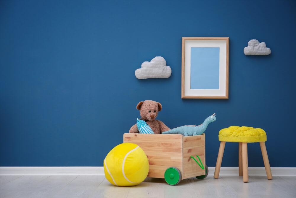 Tips voor het opbergen van speelgoed