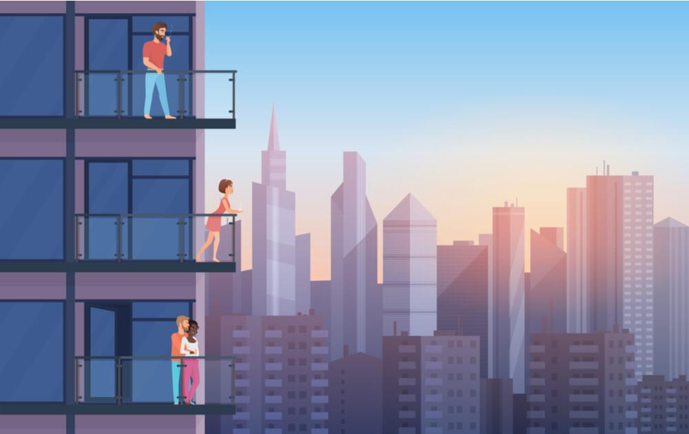 In een appartement wonen? Ontdek de verschillende voordelen
