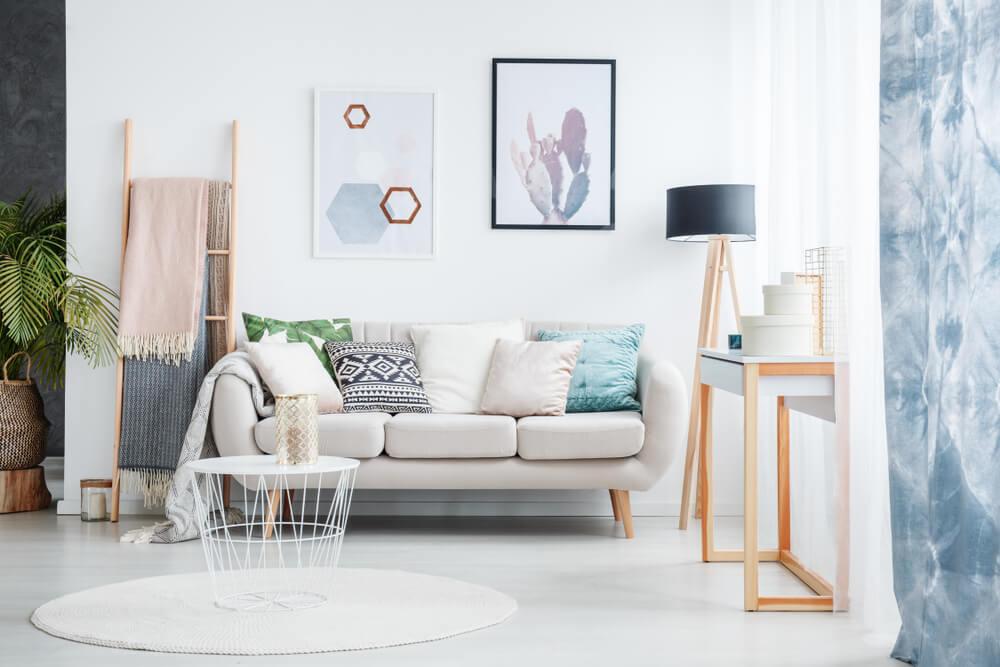 Dit zijn de voordelen van een lichte vloer in je interieur