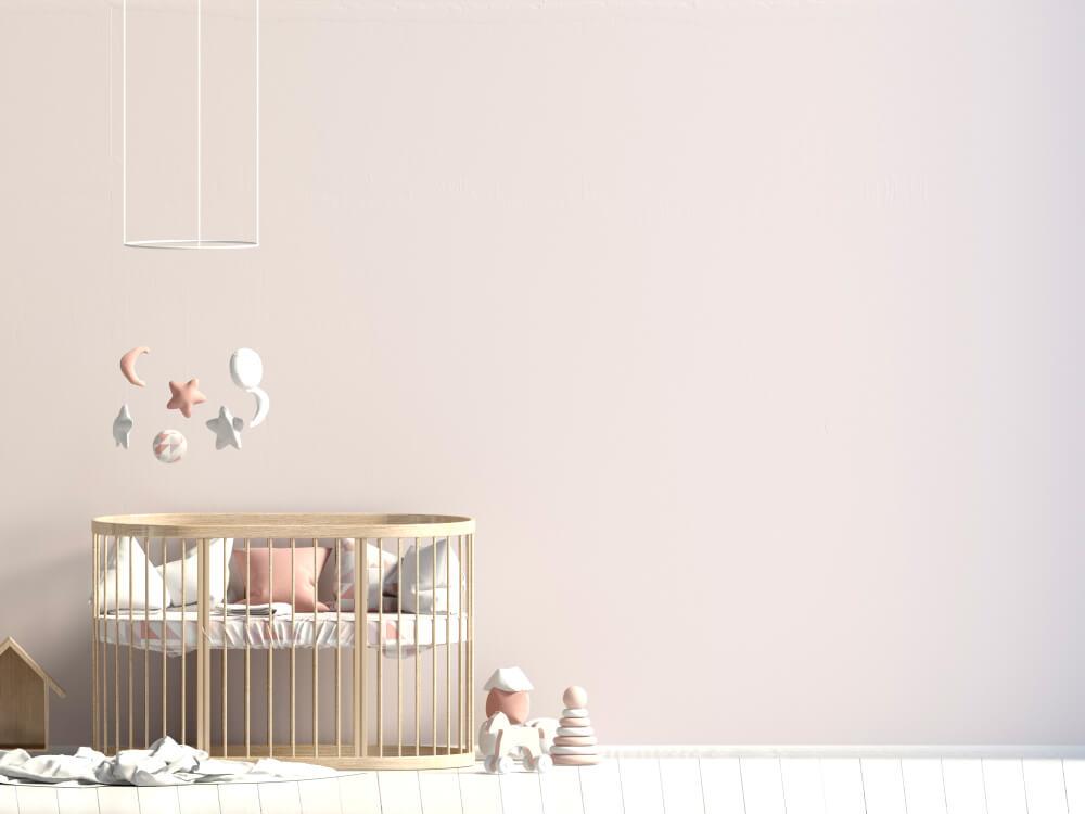 4 tips voor een rustige inrichting van de babykamer