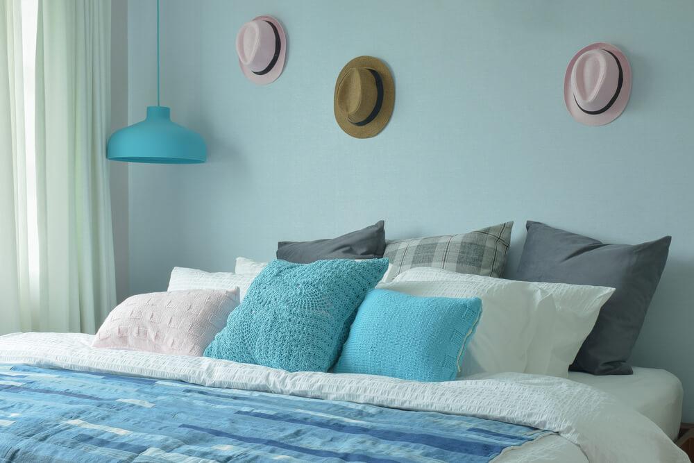 6 tips voor decoratie boven je bed